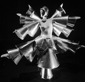 Early Costuming Owes a Debt to Bauhaus Experimental Artists