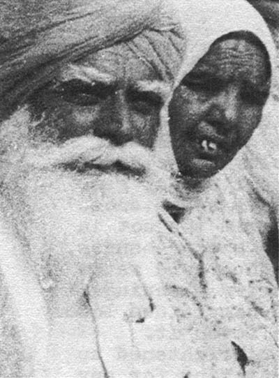 Sadhu Singh and The Old Lady