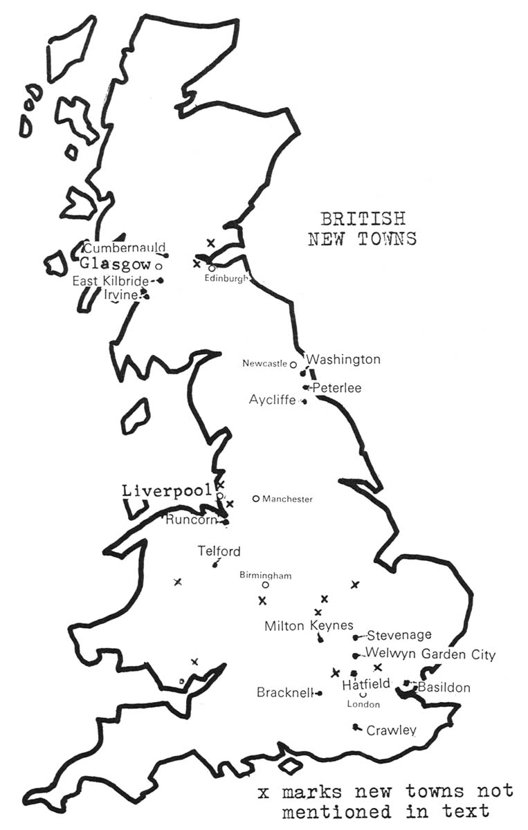 British New Towns