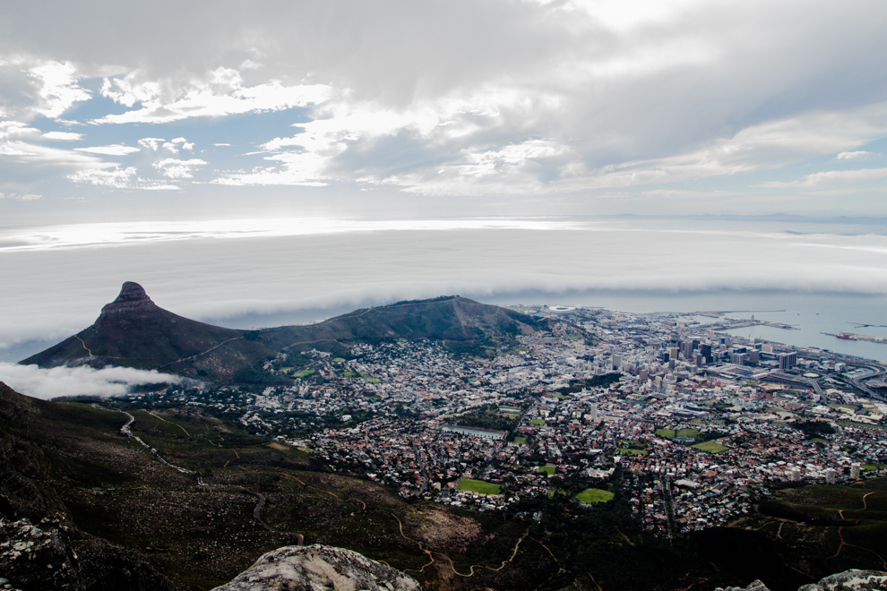 A view of Cape Town. Image by J. Lester Feder/Buzzfeed