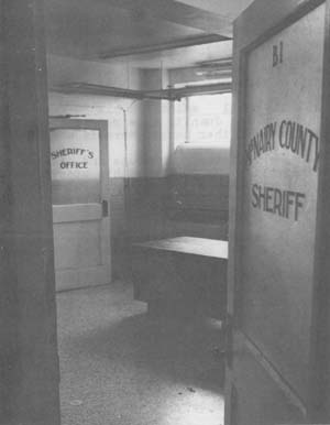 Former Office of McNairy Co. Sheriff